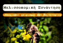 Μελισσοκομική Συνάντηση - Βυρώνεια