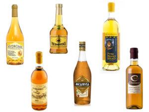 Αλκοολούχα ποτά από μέλι