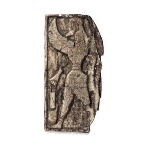 Ανάγλυφη παράσταση του Αρισταίου σε λακωνικό πλακίδιο των μέσων του 7ου π.Χ. αιώνα