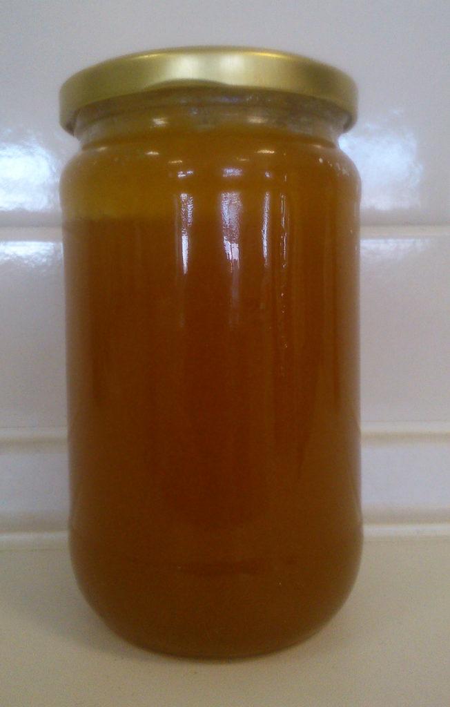 Εικόνα 4: Μέλι κουμαριάς